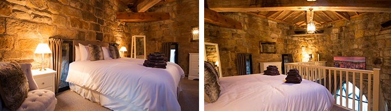 pottergate tower bedroom