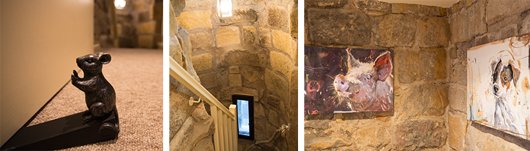 pottergate tower luxury holiday accommodation in alnwick northumberland