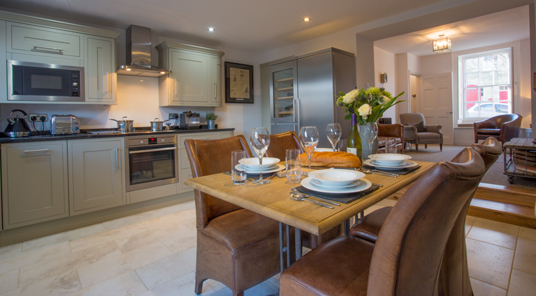 dog friendly self catering holiday cottages in Northumberland