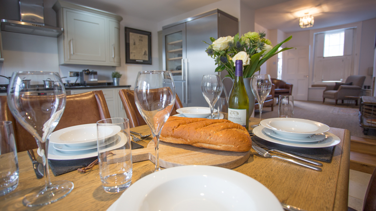 the best holiday cottages in Warkworth award winning 5 star