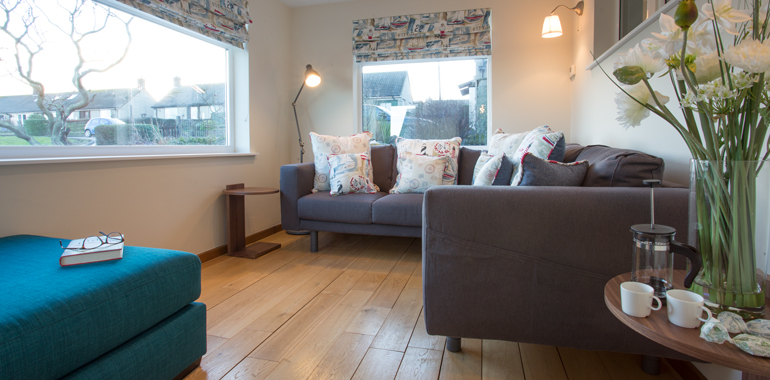 Boutique Style Holiday Cottage in Craster - sleeps up to 8