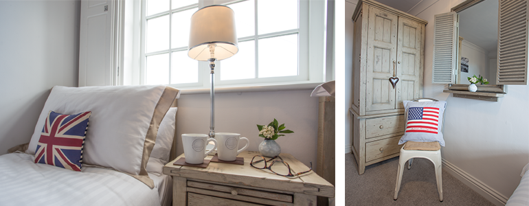 No. 31 boutique style holiday cottage in Warkworth near the beach
