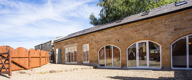 the barns at otterburn, holiday cottage otterburn, guest house otterburn, luxury accommodation otteburn, wedding veue accommodation otterburn
