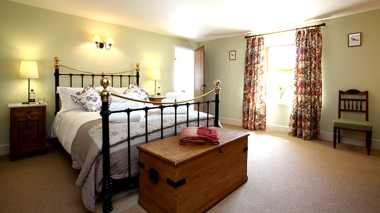 bedroom_throstle_holiday_cottage_for_couples_in_lesbury_northumberland