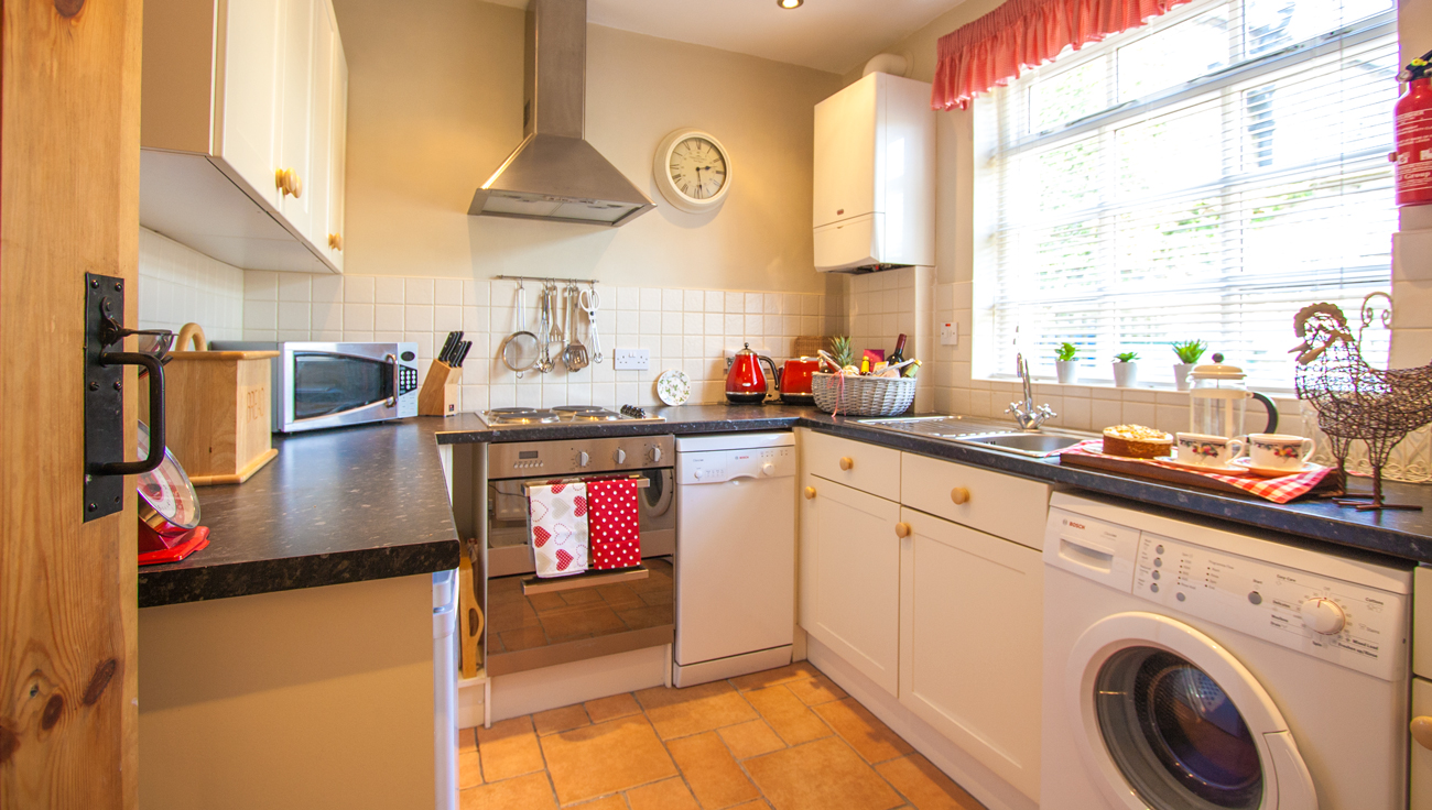 Holiday Cottage in Warkworth near the coast in Northumberland