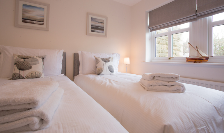 owl cottage in Warkworth luxury holiday accommodation in pretty villages in Northumberland, pet friendly luxury cottages Warkworth and Alnwick