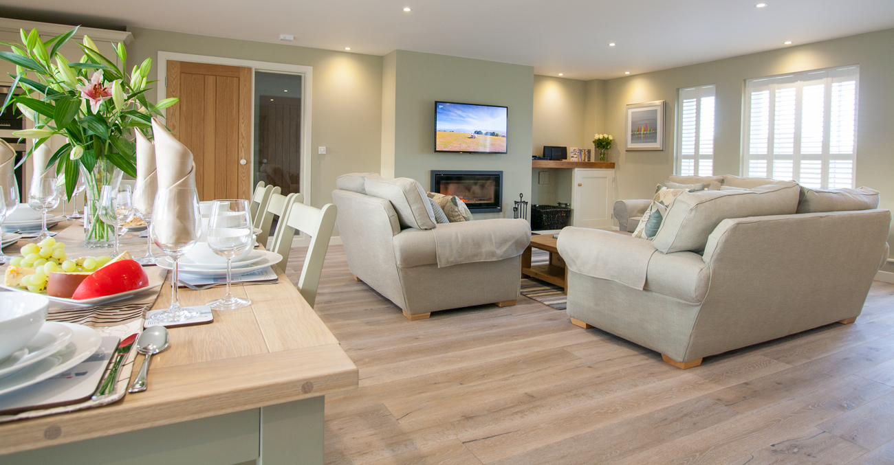 Luxury holiday property in Bamburgh Northumberland pets welcome