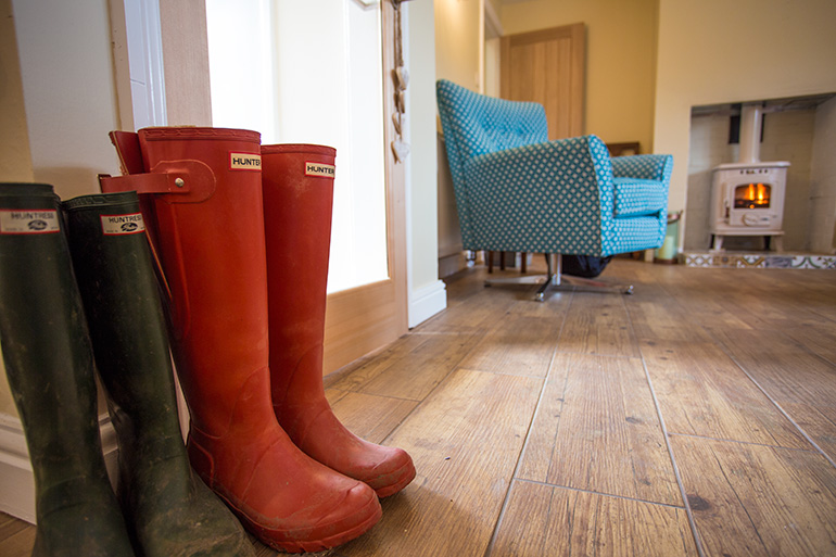 Where to stay near Rothbury, The Anglers Arms Weldon Bridge food and accommodation, self-catering holiday cottages Northuberland for couples