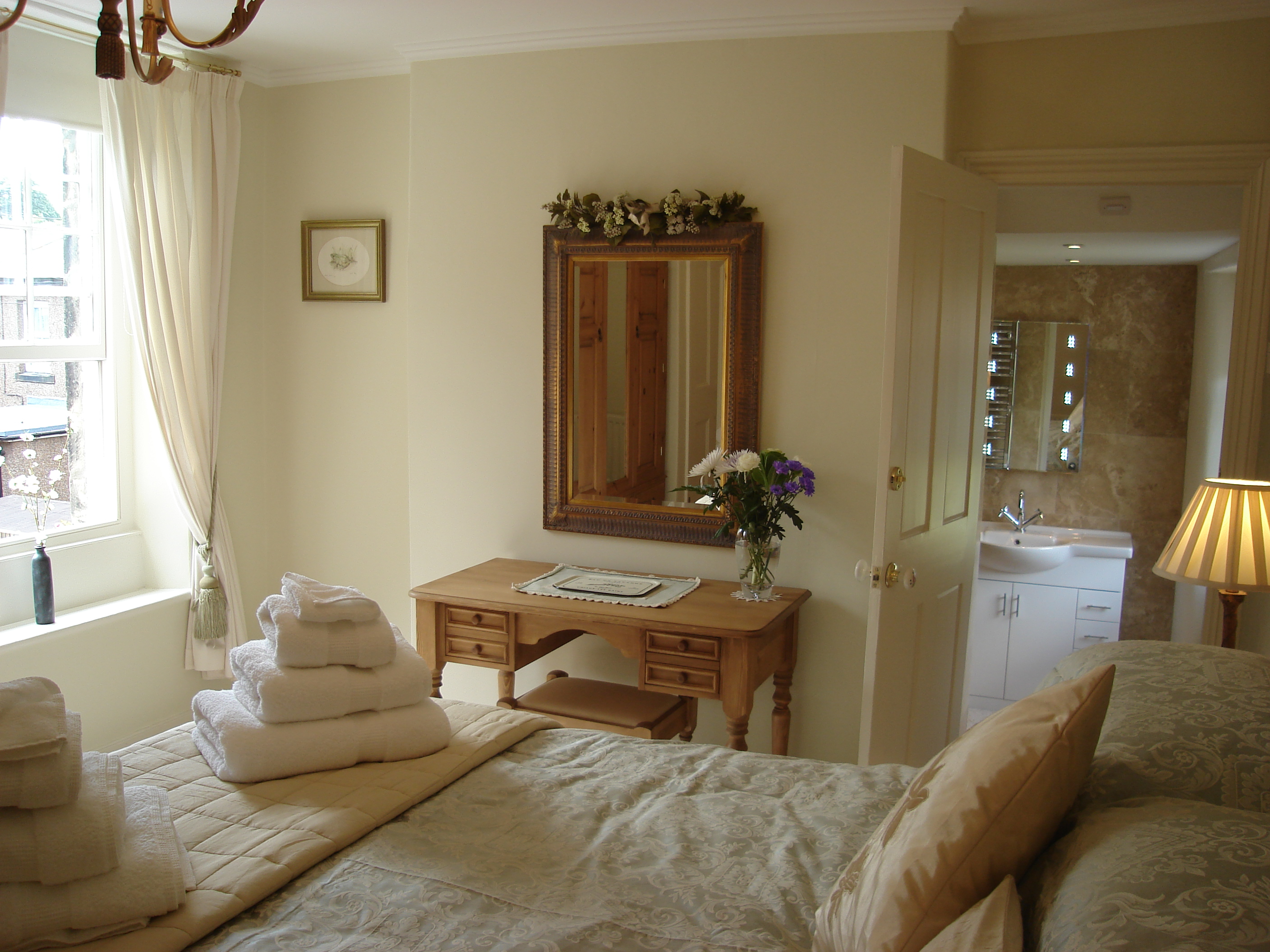 Coquet View luxury Georgian holiday cottage Warkworth near the beach, luxury holiday cottages near Alnwick