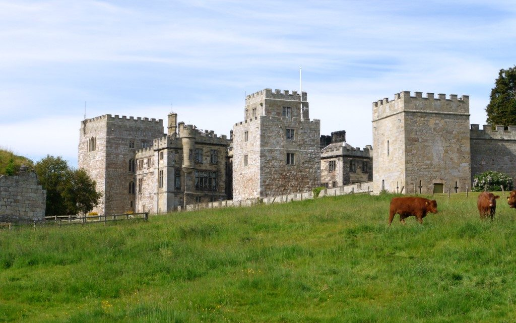 ford castle, castles of Northumberland, romantic accommodation for couples near the beach