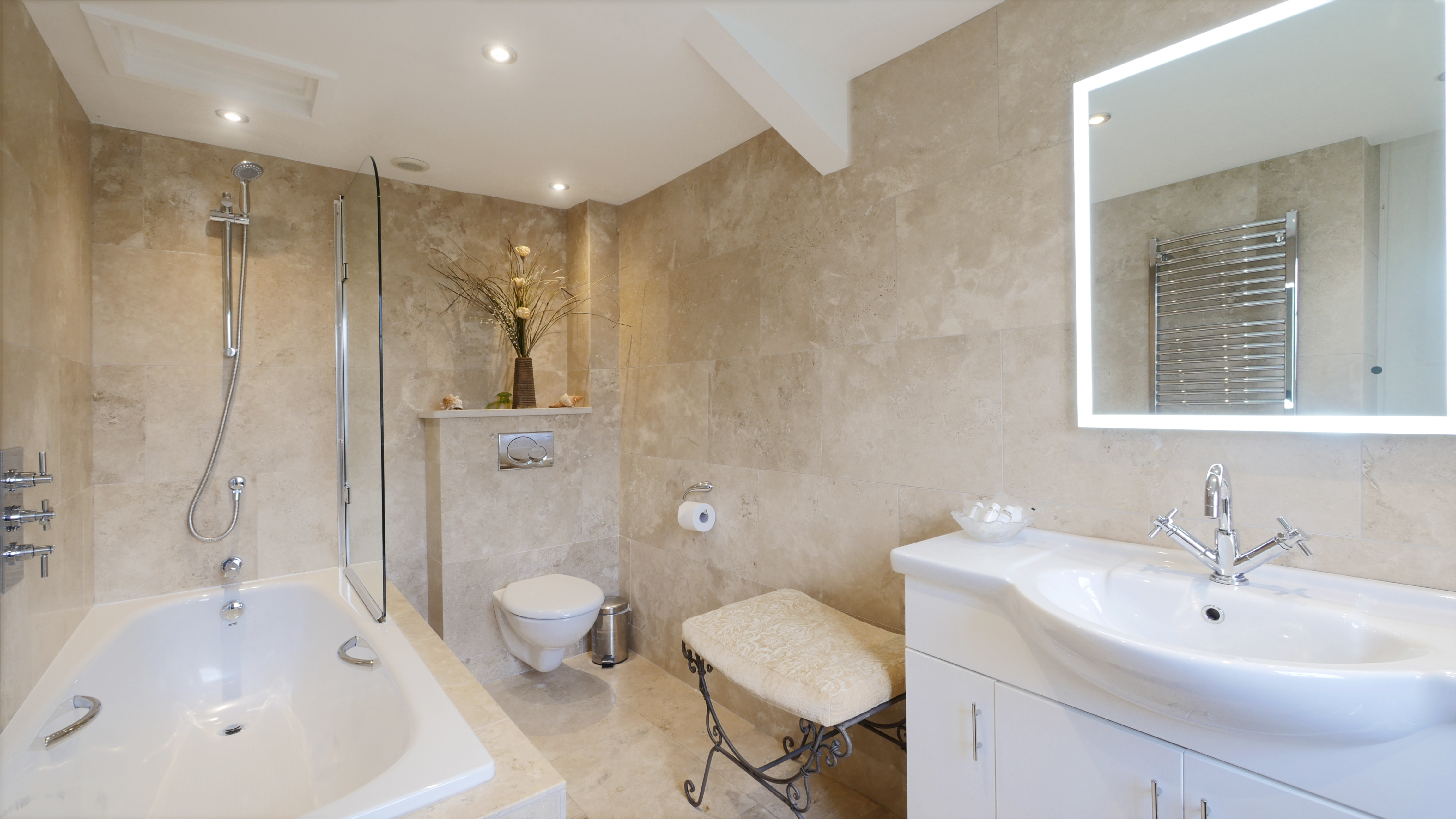 Coquet View luxury holiday accommodation in Warkworth Northumberland near the beach pet friendly