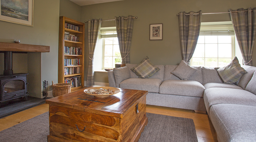 luxury holiday cottages warkworth village Northumberland, pet friendly cottages in Warkworth,