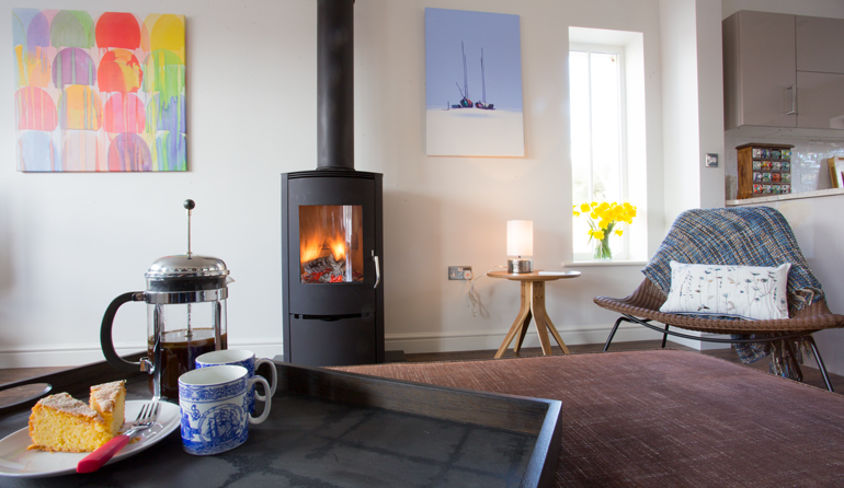 luxury 5 star cottages in Alnmouth