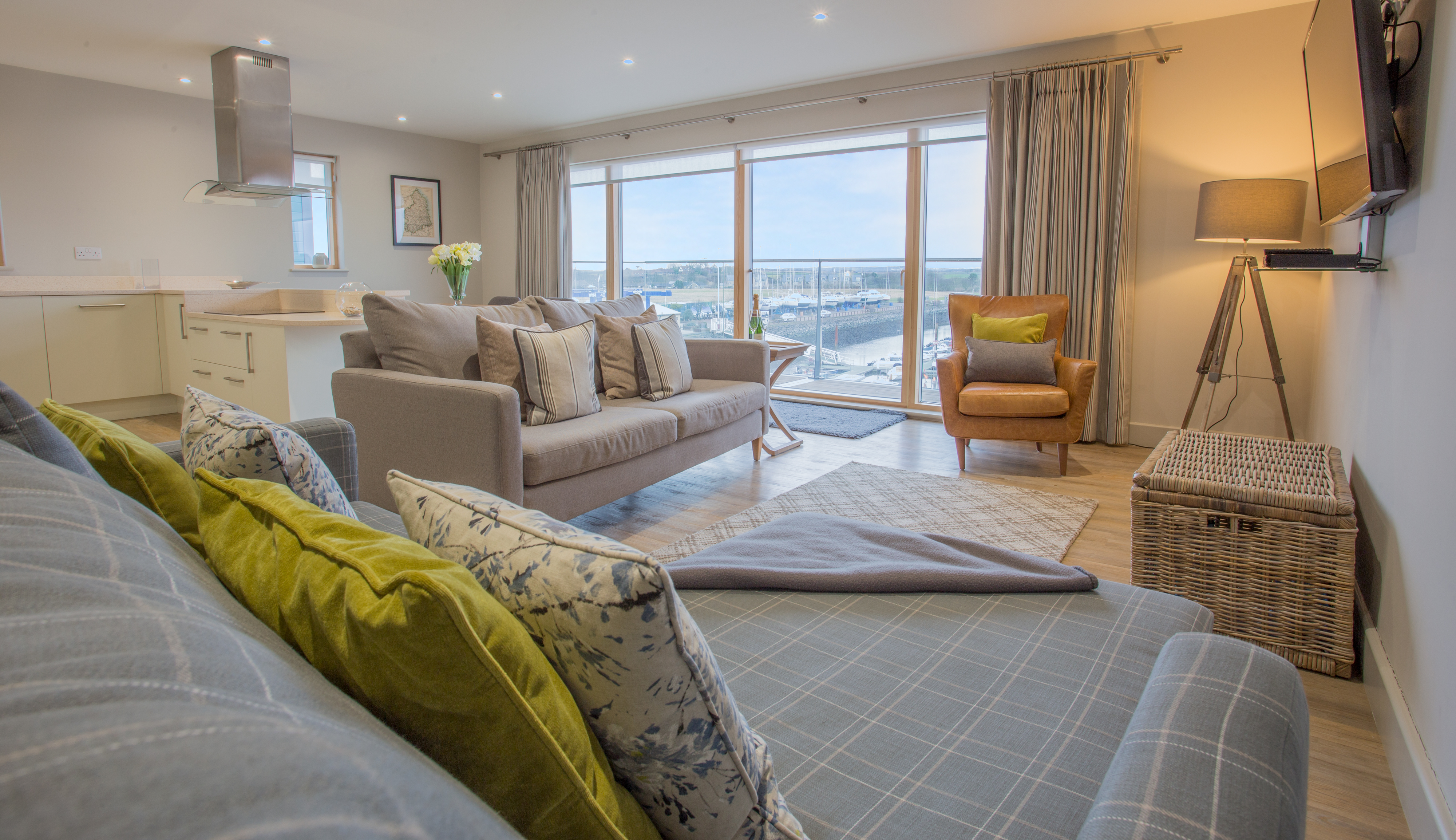 gorgeous cottage in amble with sea views holiday homes with ocean view in amble sleeps 4