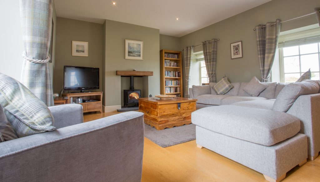 warkworth cottages pet friendly 5 star, self-catering holiday cottages close to the beach Northumberland, pet friendly luxury cottages with wood burning stove