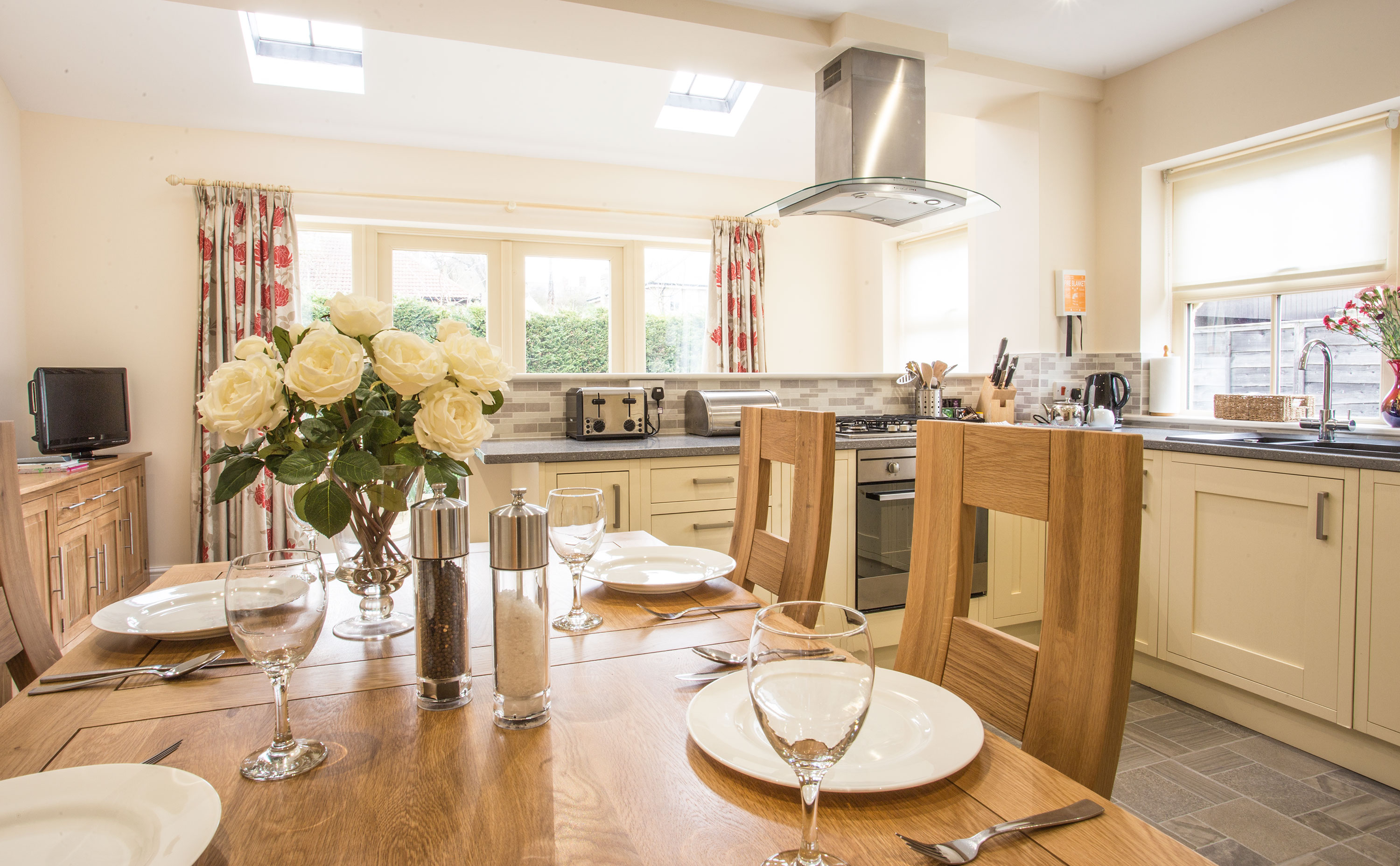 luxury 5 star self catering holiday cottages best in Warkworth