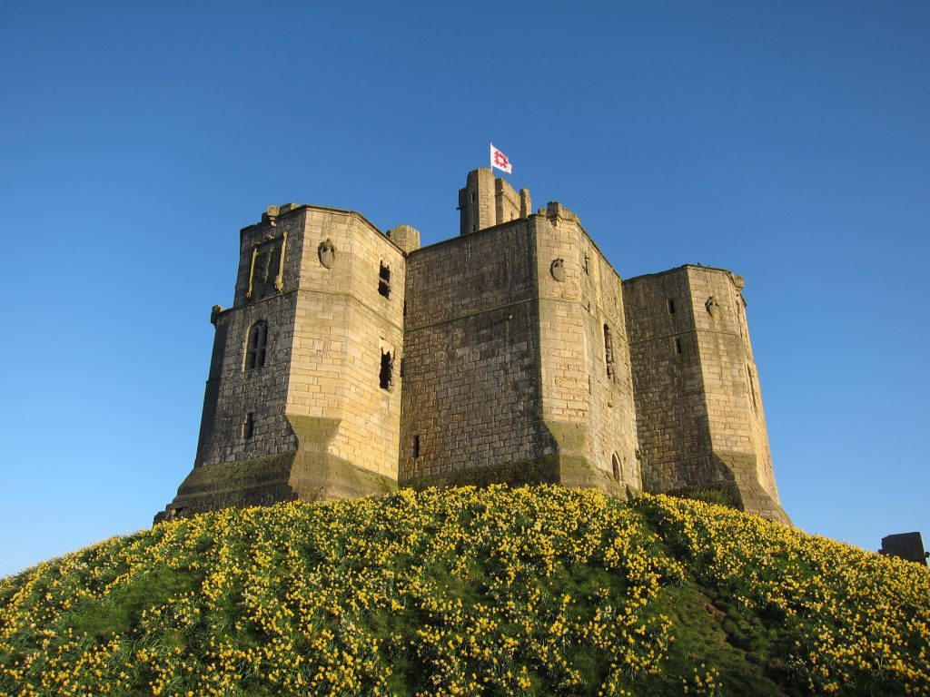 Luxury holiday cottages near Warkworth Castle in Northumberland