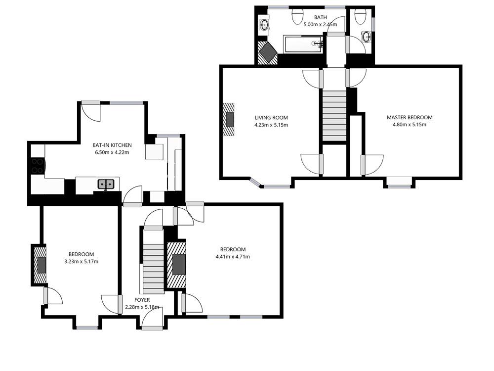 Hermitage At Bamburgh Floor Plan