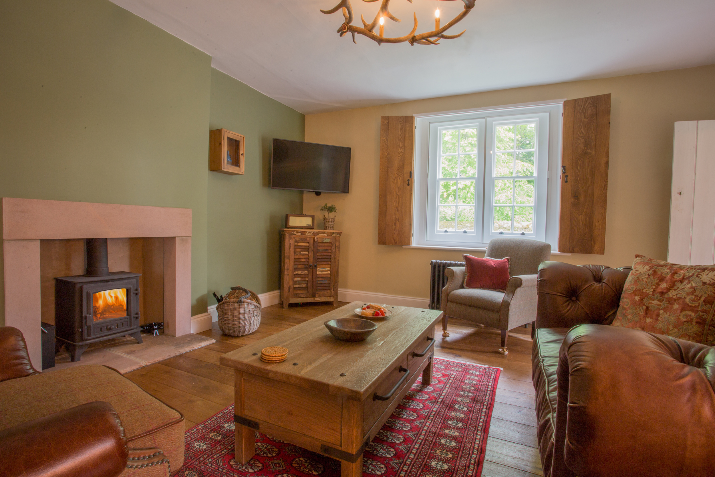 very luxurious holiday cottages in Chillingham and Alnwick, Northumberland's best self-catering cottages, best cottages in Northumberland