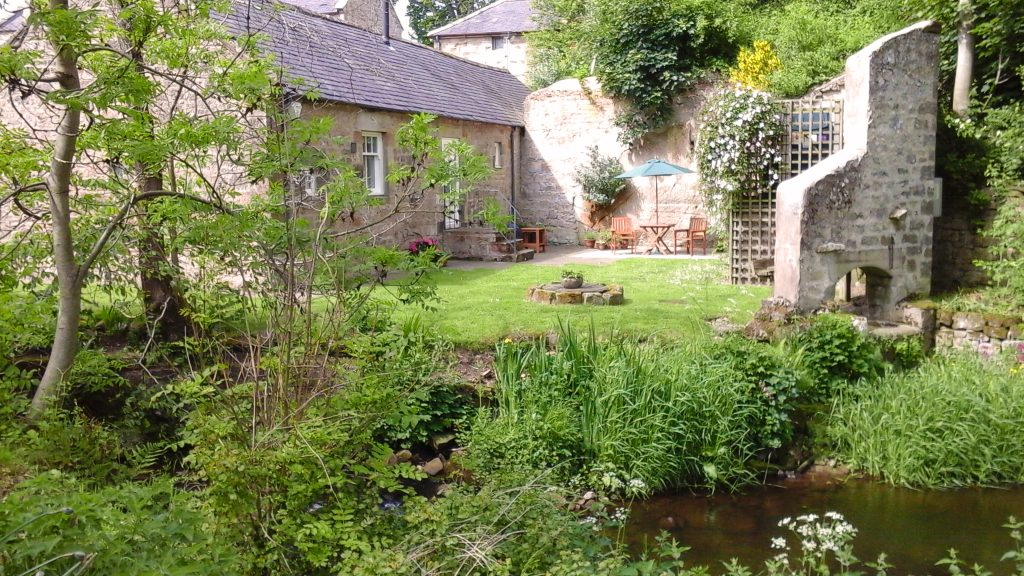 gorgeous cottages near wooler, romantic cottages for walkers Northumberland