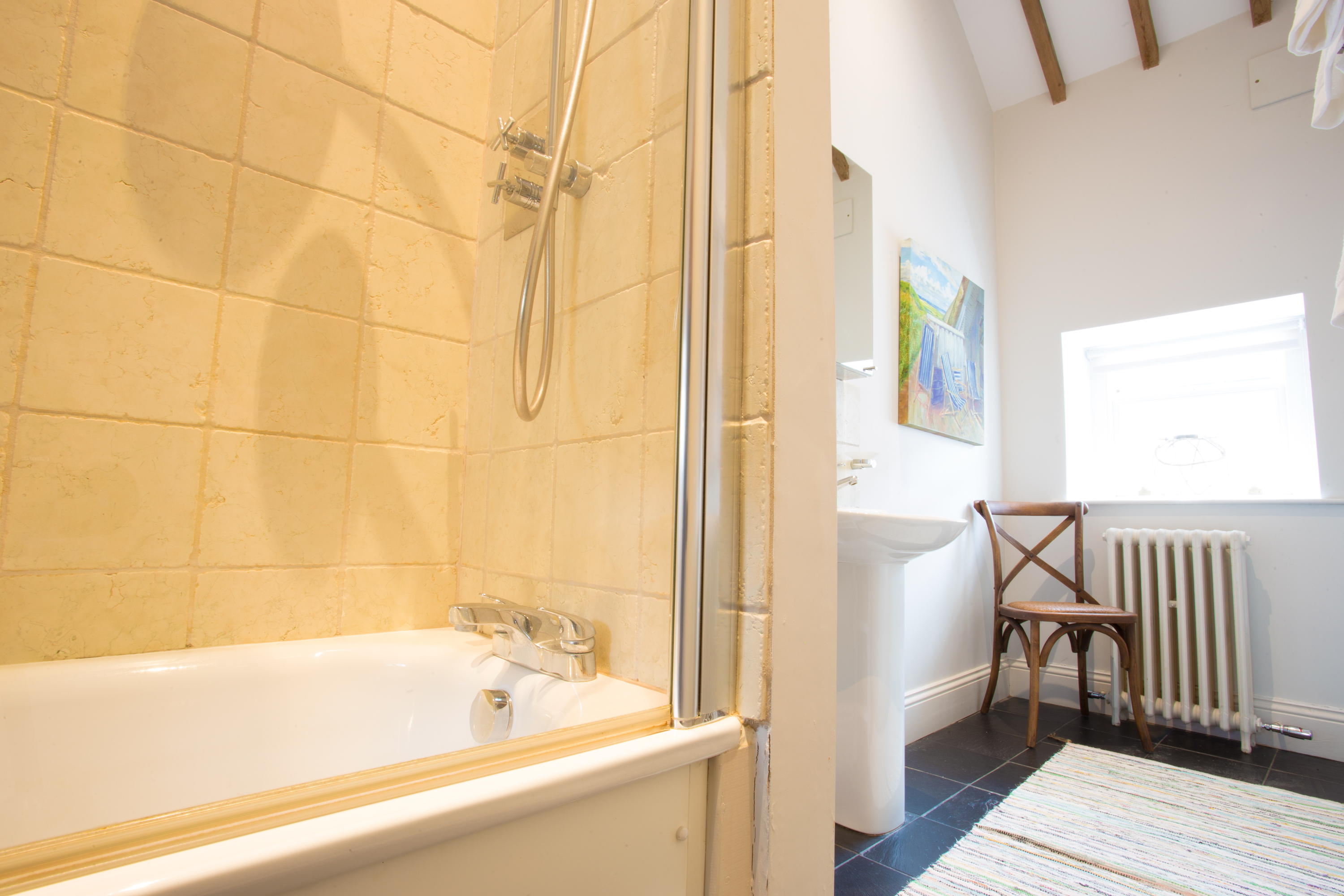 Romantic holiday cottage near Bamburgh and Holy Island Holburn Mill Cottage
