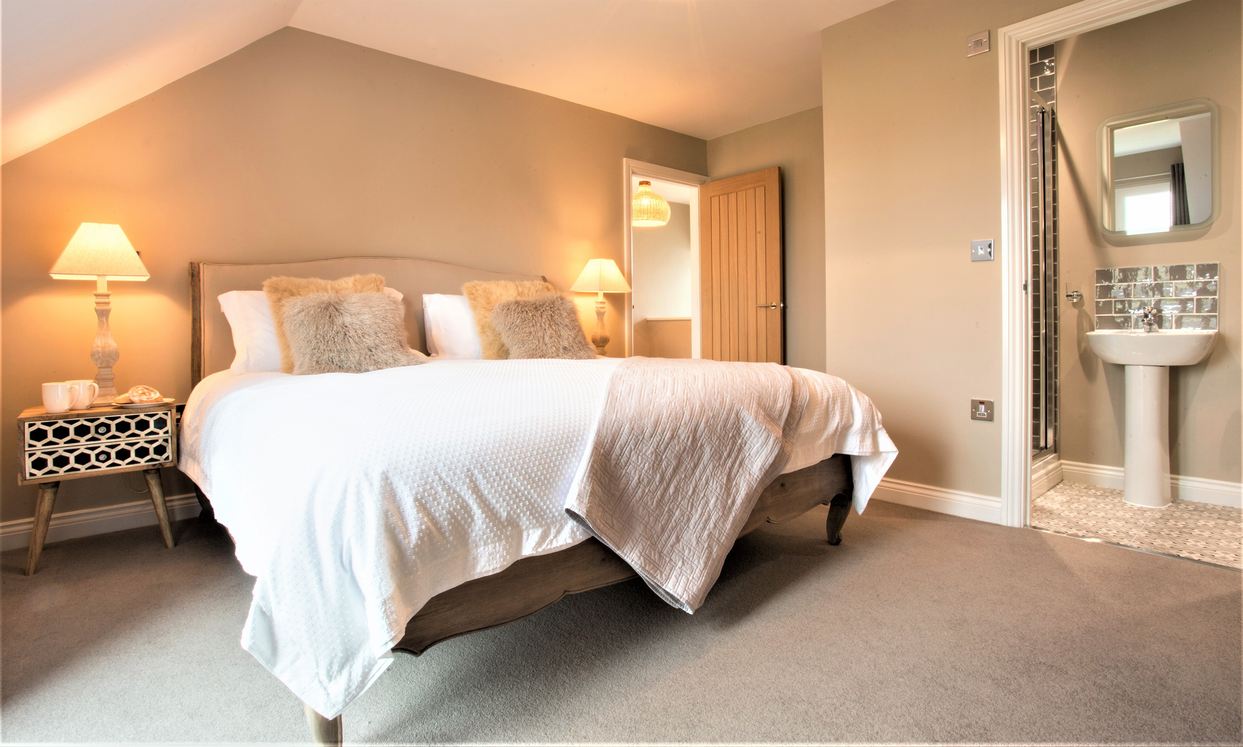 gorgeous holiday homes around Northumberland in Beadnell, cottages in Beadnell on the coast, Alnwick holiday cottages, self catering Northumberland