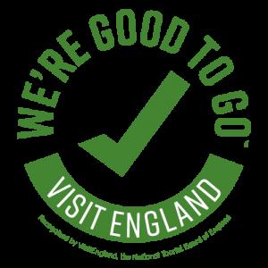 Goog to Go Visit England COVID-19 Accreditation Scheme