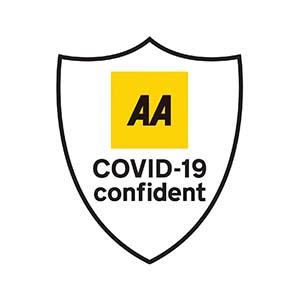 AA Covid Confident Accredited